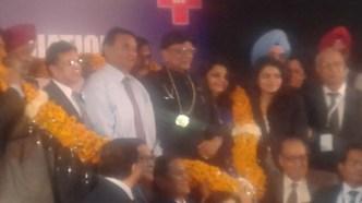Dr Ketan Desai and Dr KK Aggarwal