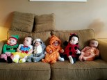 Samuel's play group (All these kiddos were adopted in 2016)