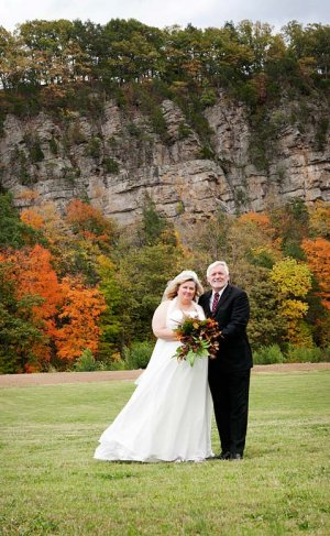 Weddings  Smoke Hole Resort Lodging and Caverns in Seneca