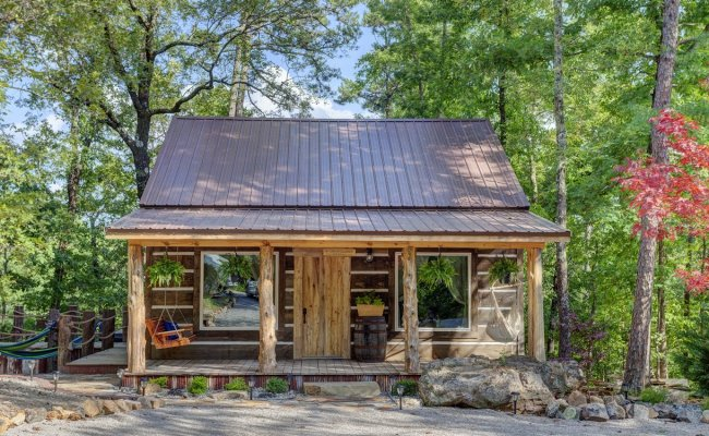 Fox Pass Cabins Home Vacation Rental In Hot Springs