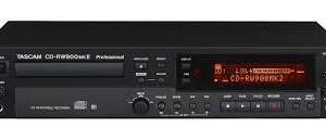 Tascam CD-RW900MKII Professional CD Player/Recorder