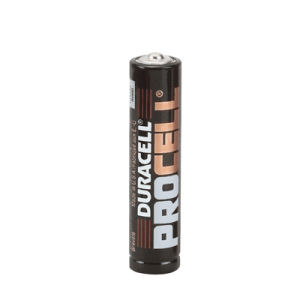 """DURACELL PROCELL """"AAA"""" Batteries"""