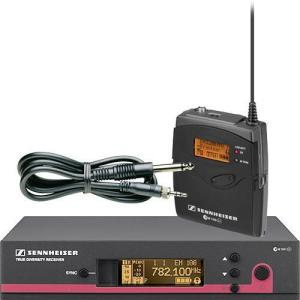 Sennheiser ew 172 G3 Wireless Instrument System with Ci 1 Guitar Cable