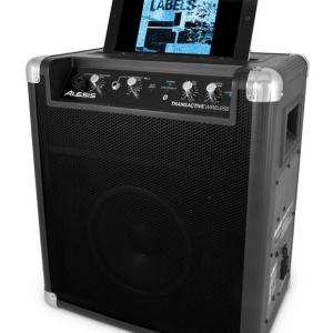 Alesis TransActive Wireless Portable PA System with Bluetooth®