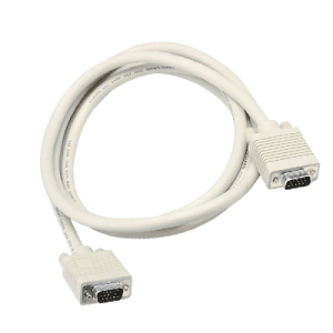 6' HD15 Male to Male VGA Cable