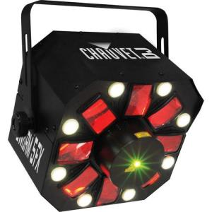 FREE SHIPPING! CHAUVET Swarm 5 FX DJ Light with Power Cord