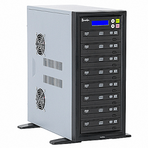 Recordex DVD700 One to Seven CD/DVD Duplicator