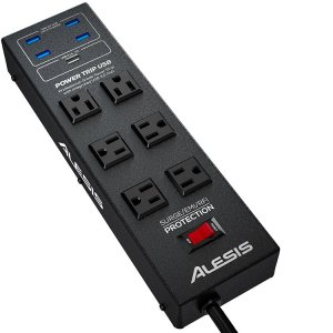 ALesis PowerTrip USB Professional-Grade Power Strip with Integrated USB 3.0 Hub