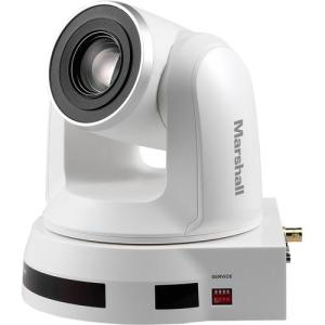 Marshall Electronics CV620-WH2 Broadcast Pro AV High-Definition PTZ Camera (White)