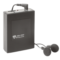 Nady Assistive Listening System Personal Receiver