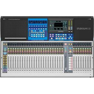 FREE SHIPPING! PreSonus StudioLive 32 Series III Digital Mixer - 32-Channel Digital Console/Recorder