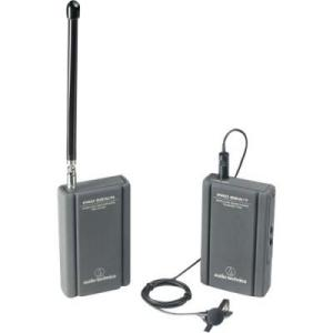 Audio-Technica PRO 88W Camera Mountable VHF Lavalier Wireless System