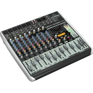 Behringer XENYX X1832USB-18-Input USB Audio Mixer with Effects