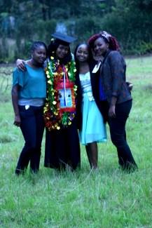 Rose, Mercy and Irene :-)