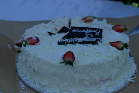 Red Velvet Cake courtesy of Mercy :-)