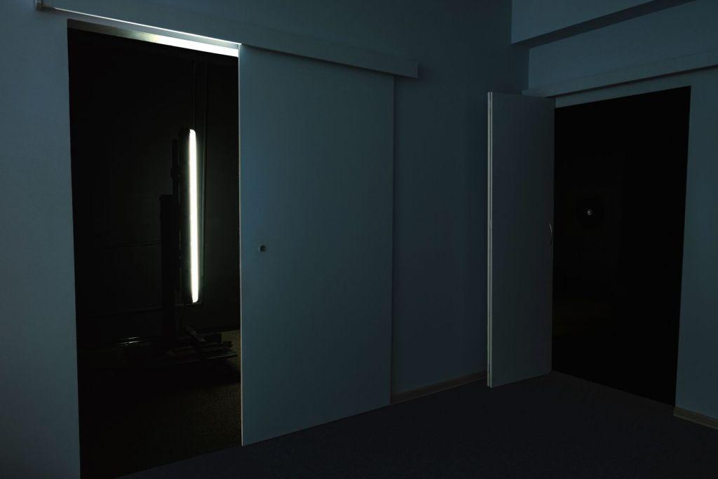 Fotogoniometr w ciemni fotometrycznej używany w BND Light
