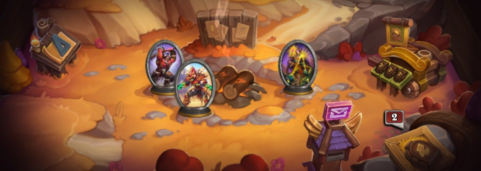 Tour the Mercenaries Village and Collection