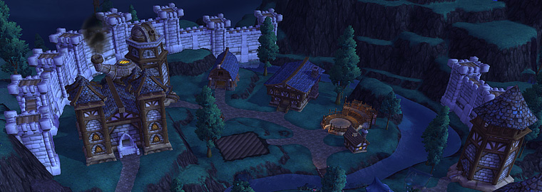 Warlords of Draenor: Take Charge of Your Garrison