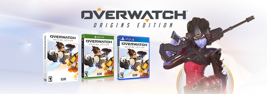 Overwatch Ready For Action Spring 2016 Pre Purchase Now For Console And PC News Overwatch
