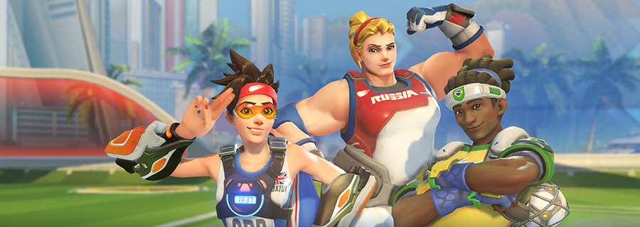 Welcome To The Summer Games News Overwatch