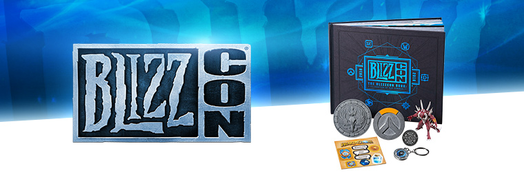 get the blizzcon 2018