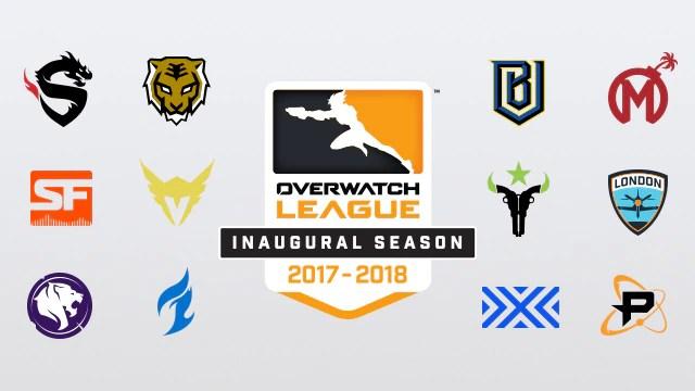 Resultado de imagen de overwatch league 2018
