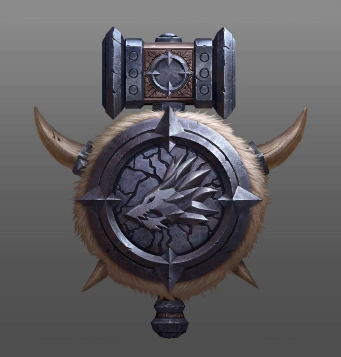 Simbolo della divisione Argento, provvisorio