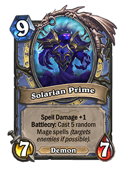 Solarian Prime New