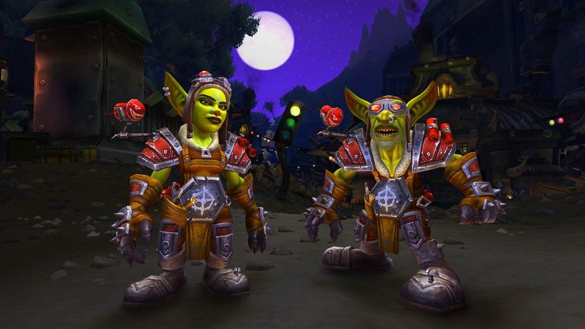 Goblin Heritage Armor