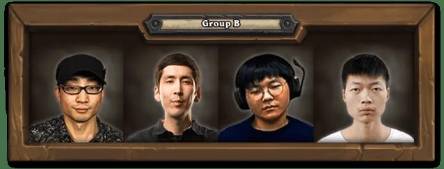 Group B - Bbgungun, Naiman, Che0nsu, Hamster