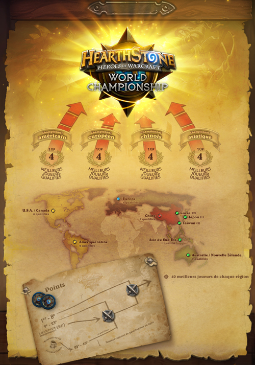 selection World Championship 2015 Hearthstone