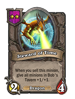 Steward of Time