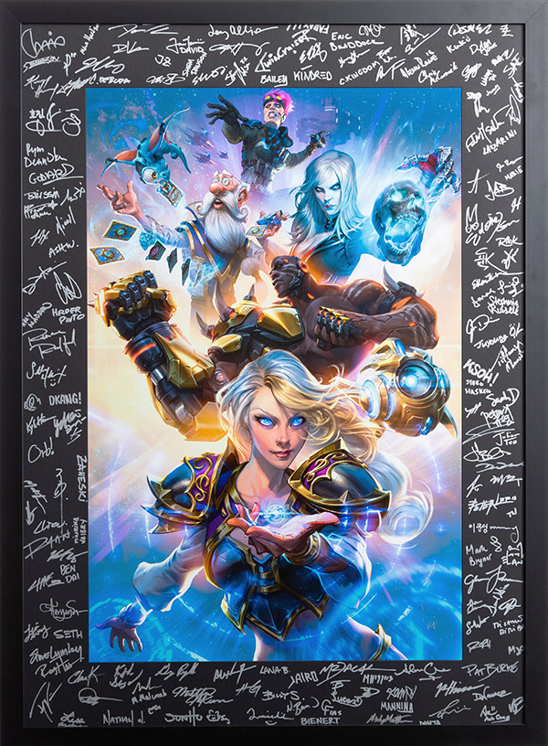 charity auction blizzcon 2019