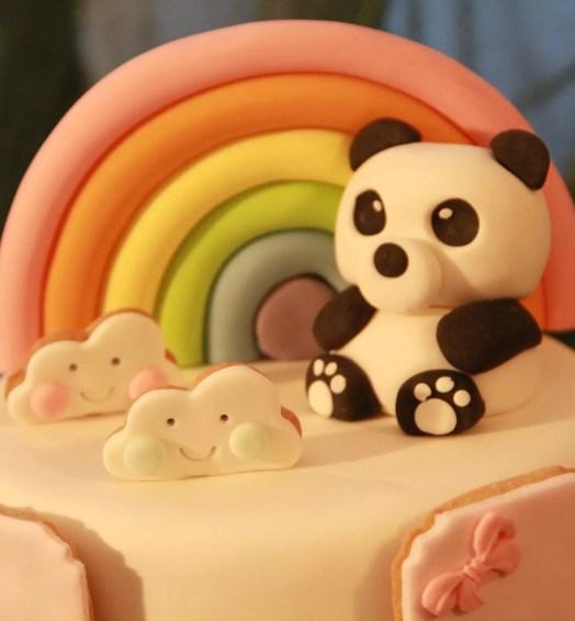 Pandi Panda, petit ourson de Chine