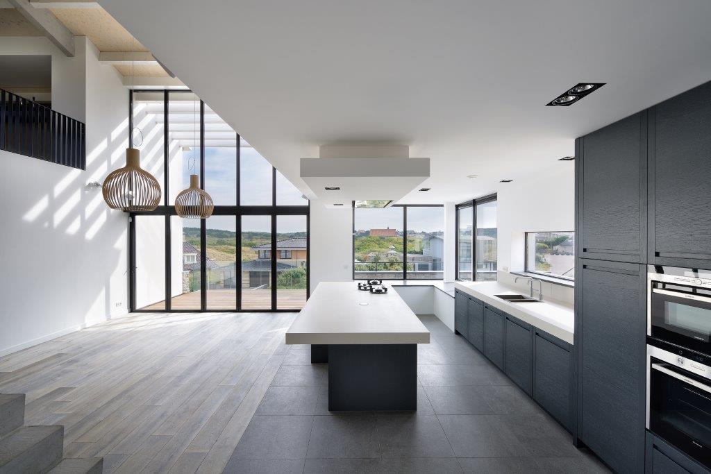Oplevering ontwerp luxe woning Bergen aan Zee  BNLA