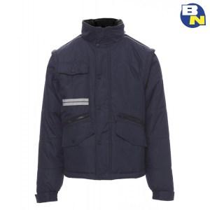 Abbigliamento-Antinfortunistica-giubbino-maniche-staccabili-blunavy