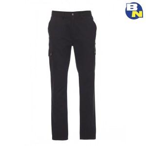 Abbigliamento-Antinfortunistica-pantalone-multitasche-nero