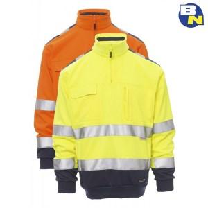 Abbigliamento-Pro-felpa-ad-alta-visibilità