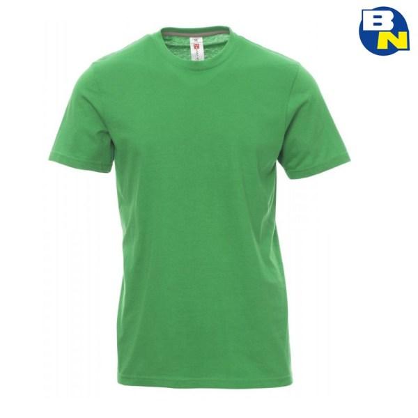 t-shirt-girocollo-verde-immagine