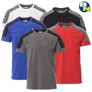 t-shirt-bicolore