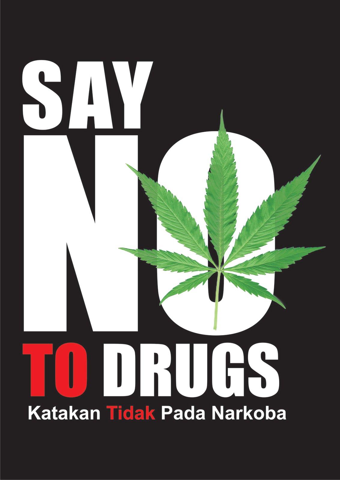 Poster Anti Narkoba  BNNK Garut