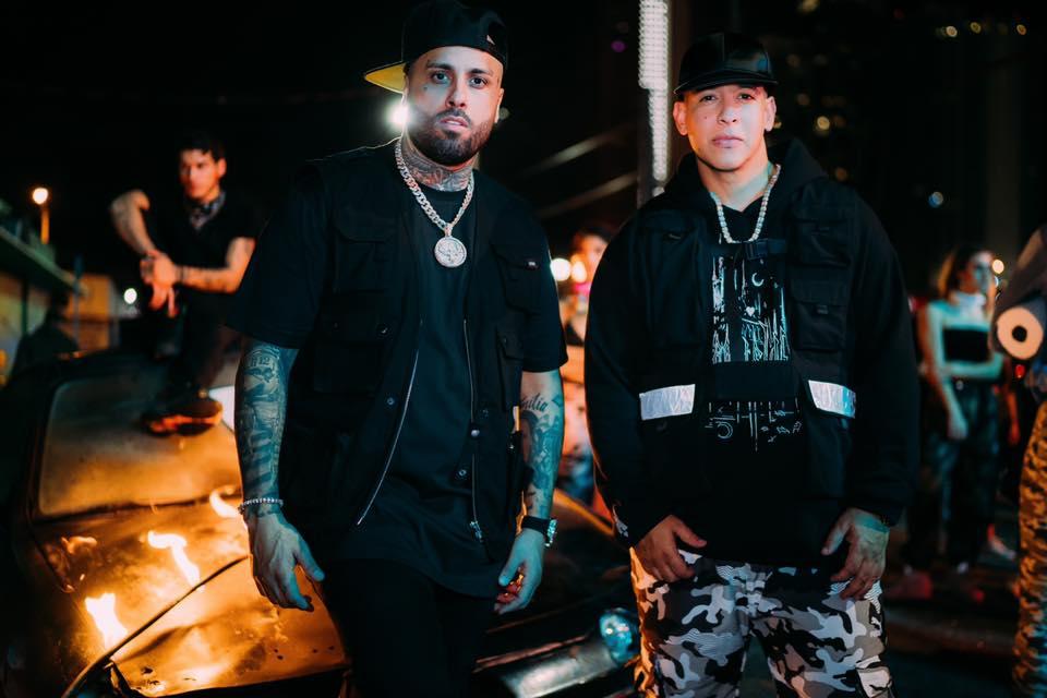 """Nicky Jam y Daddy Yankee le ponen ritmo al último film de Bad Boys con """"Muévelo"""""""