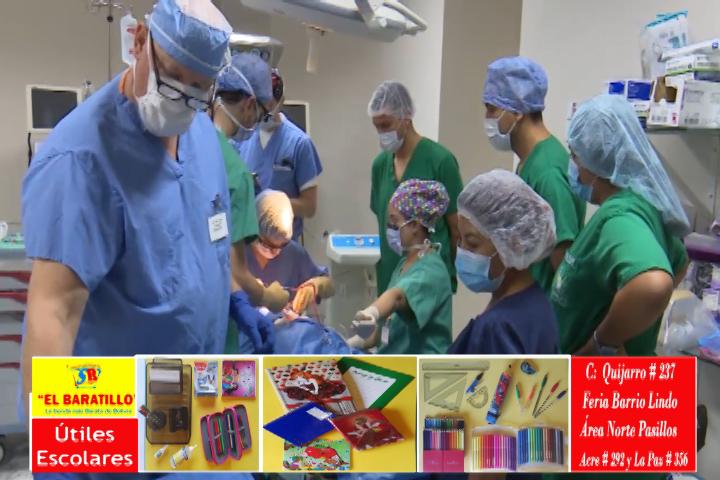 Inician cirugías gratuitas a niños con labios leporinos y paladar fisurado