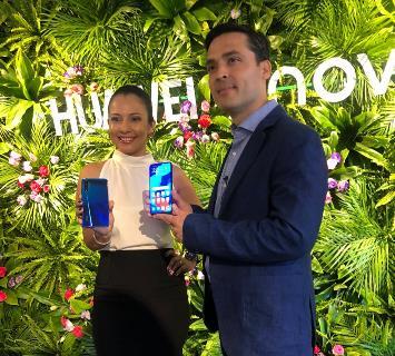 """Huawei NOVA 5Tllega a Bolivia para """"brillar"""""""