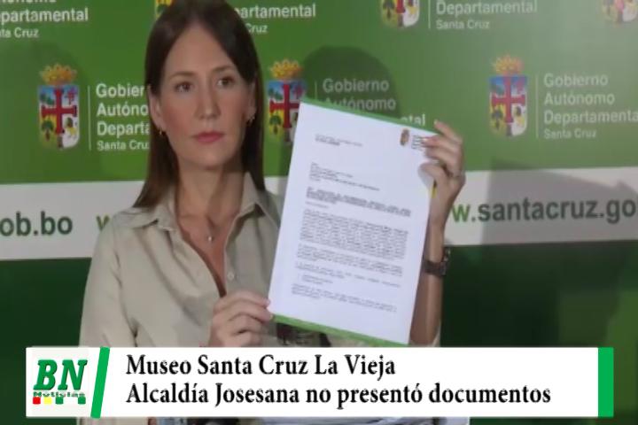 Alcaldía de San José no presentó documentación y Museo Santa Cruz la Vieja no puede ser financiado