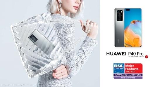 Huawei gana dos premios EISA por su constante innovación y calidad