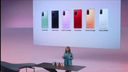 El nuevo Galaxy S20 Fan Edition incluye todas las innovaciones que a los fanáticos del Galaxy más les encantan