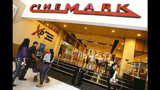 Cinemark reabre sus salas bajo estricto protocolo de bioseguridad