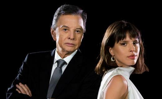 """Palito Ortega y su hija Rosario unen voces para cantarle a sus fans """"Algo tonto"""""""