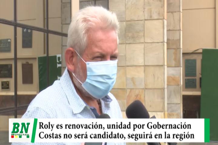 Roly es la renovación para el municipio mientras buscan unidad por Gobernación, Rubén no será candidato